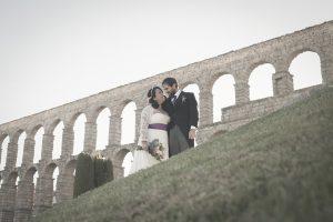 Postboda Jessica y Carlos - Segovia